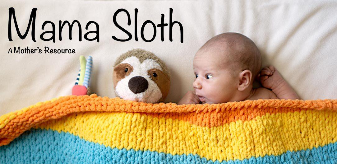 Mama Sloth Blog