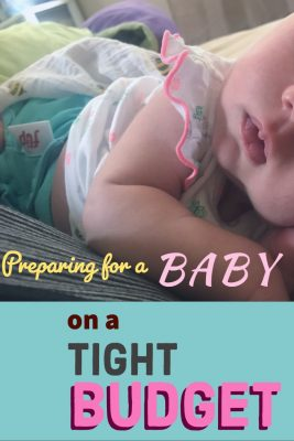 Having a Baby on a Small Budget