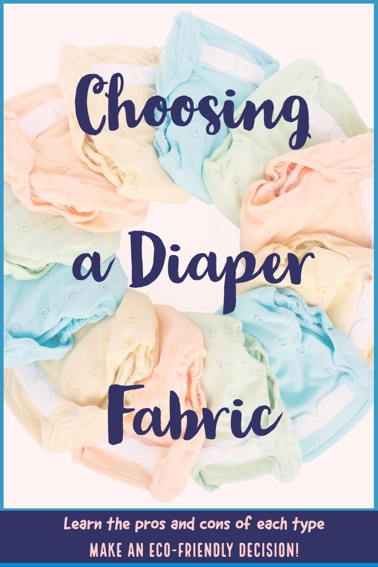 Cloth Diaper Fabrics: Make an Informed Decision.
